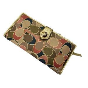 Coach Wallet Vintage Never Used